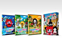 【販路限定】かいじゅうステップ ワンダバダ 3巻セット