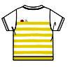 Mサイズ)《黄色》Tシャツおとうさんといっしょ