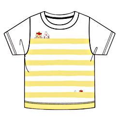 Lサイズ)《黄色》Tシャツおとうさんといっしょ