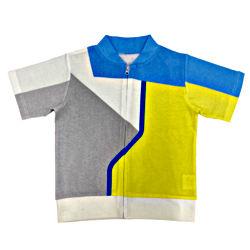 120キッズ)誠お兄さん「からだ☆ダンダン」Tシャツ《海モデル》