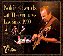 Nokie Edwards with The Ventures Live since 1999