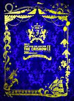 2012 JANG KEUN SUK ASIA TOUR THE CRI SHOW Ⅱ MAGICAL DVD