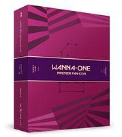 「WANNA ONE PREMIER FAN-CON」DVD日本仕様版
