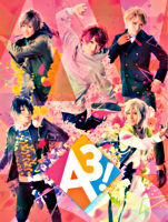 【初演特別限定版】MANKAI STAGE『A3!』~SPRING & SUMMER 2018~【DVD】