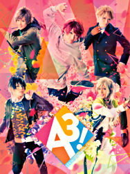 MANKAI STAGE『A3!』~SPRING & SUMMER 2018~【DVD】