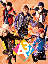 【初演特別限定盤】MANKAI STAGE『A3!』~AUTUMN&WINTER2019~【DVD】