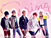 MANKAI STAGE『A3!』~SPRING 2019~【DVD】