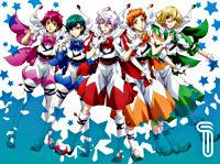 美男高校地球防衛部HAPPY KISS! 1【DVD】