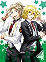 美男高校地球防衛部HAPPY KISS! 4【DVD】