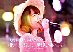 UCHIDA MAAYA LIVE 2017「+INTERSECT♡SUMMER+」