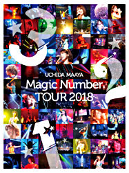 UCHIDA MAAYA 「Magic Number」 TOUR 2018