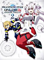 ファンタシースターオンライン2 エピソード・オラクル第2巻 DVD初回限定盤