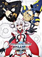 ファンタシースターオンライン2 エピソード・オラクル第9巻 DVD初回限定版
