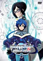 ファンタシースターオンライン2 エピソード・オラクル第8巻 DVD通常版