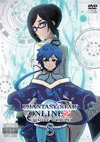 ファンタシースターオンライン2 エピソード・オラクル第8巻 DVDレンタル版