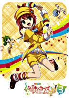 探偵歌劇 ミルキィホームズ TD【3】(DVD)