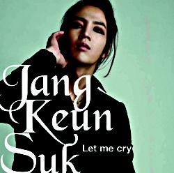 let me cry 通常盤cd only チャン グンソク ポニーキャニオン