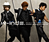 w-inds.10th Anniversary Best Album-We dance for everyone-(2CD ONLY)