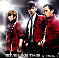 MOVE LIKE THIS(通常盤CD ONLY)
