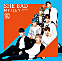 SHE BAD -Japanese ver.- <初回限定盤A>