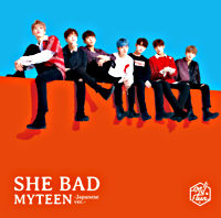 SHE BAD -Japanese ver.- <通常盤>