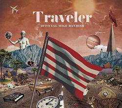 Traveler【LIVE Blu-ray盤】