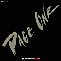 PAGE ONE ~13 PIECES OF ALFEE~(紙ジャケ&HQCD)