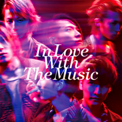 In Love With The Music 通常盤