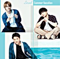 Summer Vacation(初回限定盤C)