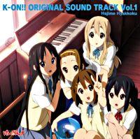 K-ON!! ORIGINAL SOUND TRACK Vol.1