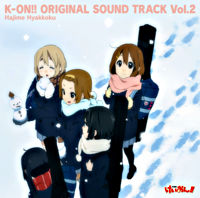 K-ON!! ORIGINAL SOUND TRACK Vol.2