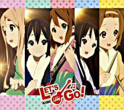 『けいおん! ライブイベント ~レッツゴー!~』LIVE CD!(初回限定盤)