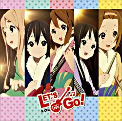 『けいおん! ライブイベント ~レッツゴー!~』LIVE CD!(通常盤)
