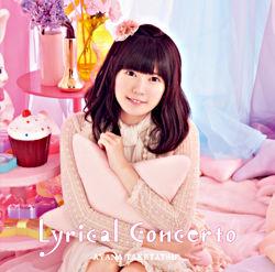 【通常盤】竹達彩奈3rdアルバム「Lyrical Concerto」