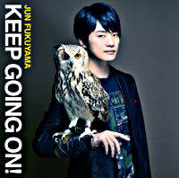 KEEP GOING ON!通常盤