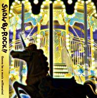 アプリゲーム「SHOW BY ROCK!!」ARCAREAFACT 1st Mini album「エンブレム」