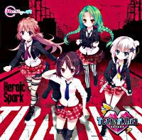 Heroic Spark【初回限定盤】(CD+DVD)