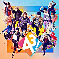 「MANKAI STAGE『A3!』~AUTUMN & WINTER 2019~」MUSIC Collection