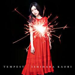 石原夏織3rd SG「TEMPEST」(初回限定盤)