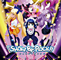 P SHOW BY ROCK!!CD