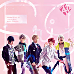 「MANKAI STAGE『A3!』~SPRING 2019~」 MUSIC Collection