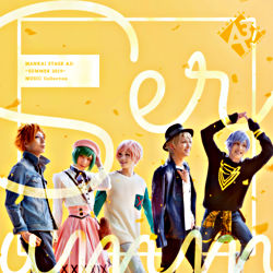 「MANKAI STAGE『A3!』~SUMMER 2019~」MUSIC Collection