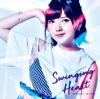 【初回限定盤】鬼頭明里1stシングル「Swinging Heart」