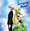 【アニメ盤】鬼頭明里1stシングル「Swinging Heart」