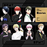 ReFlap Startup Song『Entertain』初回限定盤