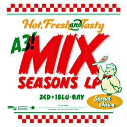 A3! MIX SEASONS LP 【SPECIAL EDITION】