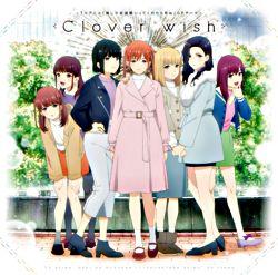 Clover wish/♡桃色片想い♡
