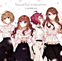 beautiful tomorrow【通常盤】(CD only)