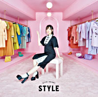 【通常盤】鬼頭明里1stアルバム「STYLE」