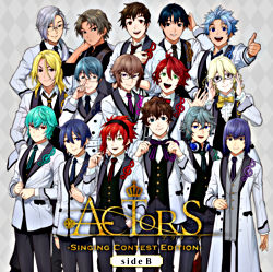 ACTORS-Singing Contest Edition-sideB